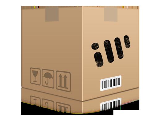 Embalagem IMP
